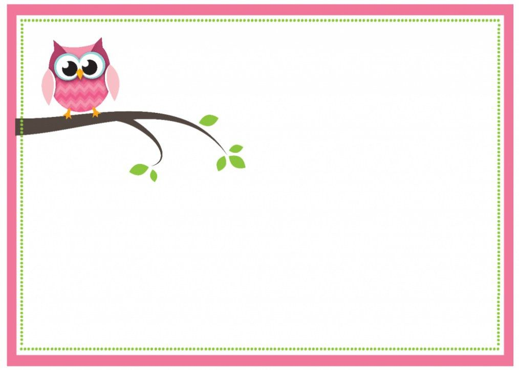 Top 13 Owl Baby Shower Invitations Template Free To Inspire You ...