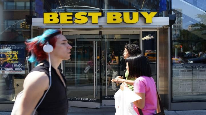 Best Buy reports Q1 2017 earnings