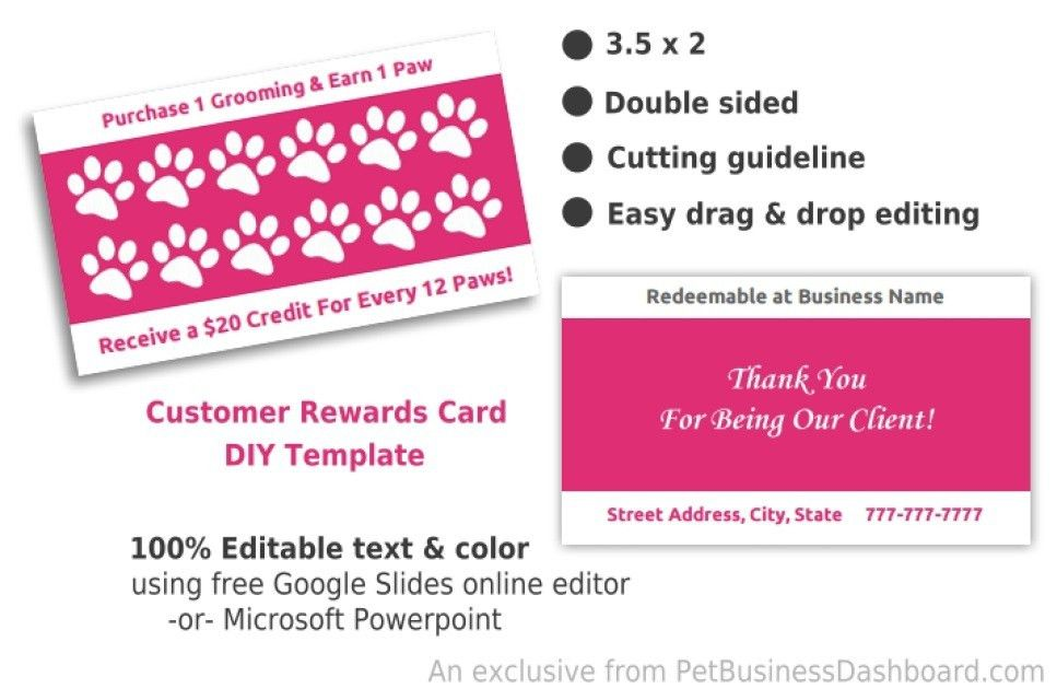 Pet Grooming Coupon Flyers Are A Quick & Easy Way to Promote Your ...