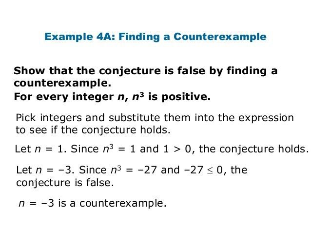 Inductivereasoning and deductive