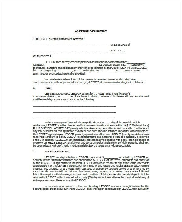 Hunting Lease Agreement. Horse Lease Agreement Sample Pasture ...