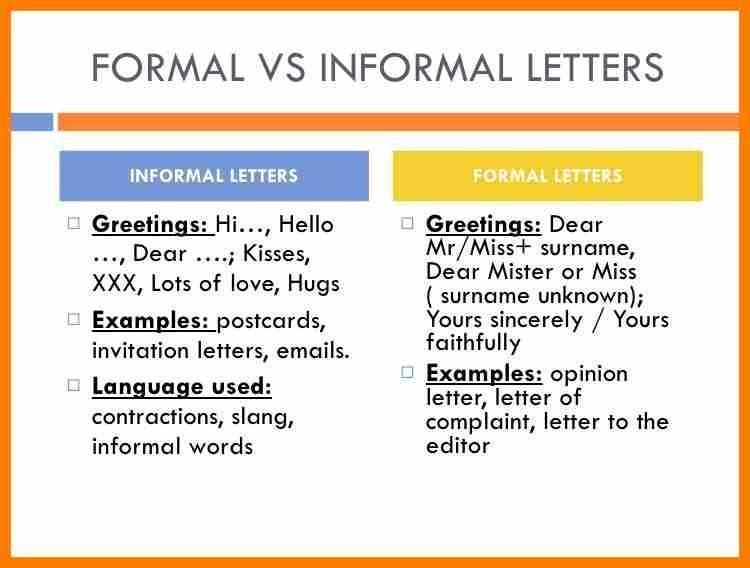 7+ letter formal and informal | science-resume