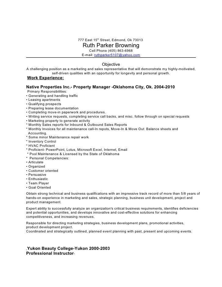 apartment maintenance supervisor resume professional apartment
