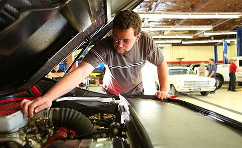 Automotive Performance | Programs & Degrees | Mesa Community College