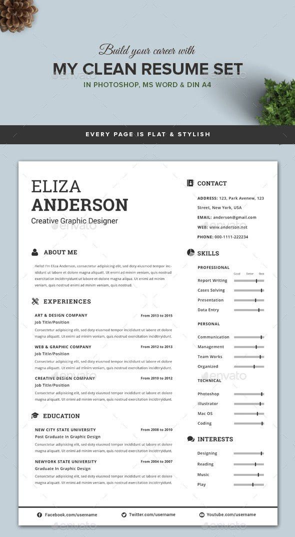 Internship Resume Template Microsoft Word. Gallery Of Sample ...