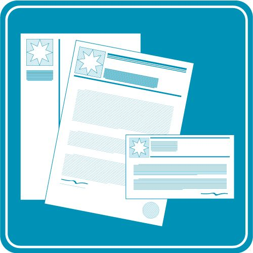 Branded Document Templates - Kits and Bits