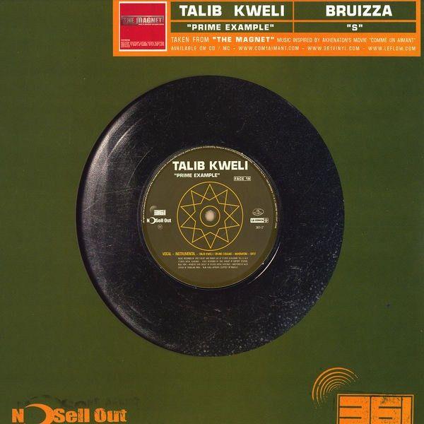 Talib Kweli / Bruizza - Prime Example / S (Vinyl) at Discogs