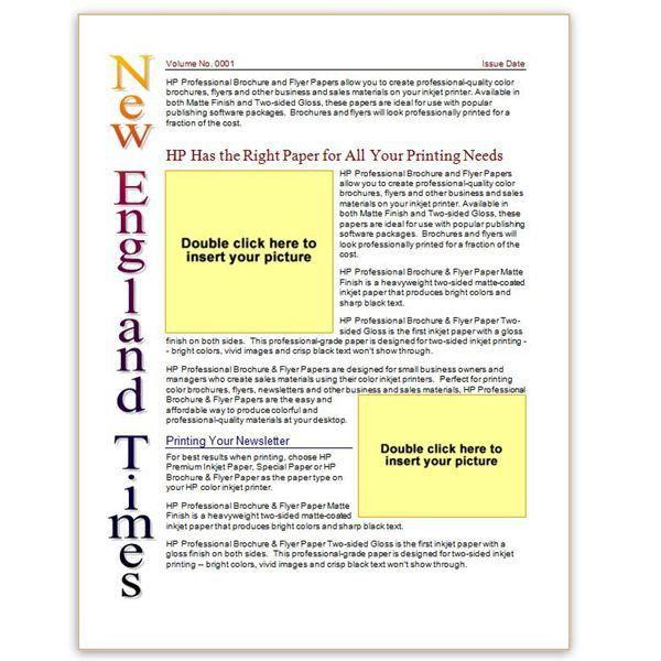 Employee Newsletter Template. Olive Green Employee Newsletter Blue ...