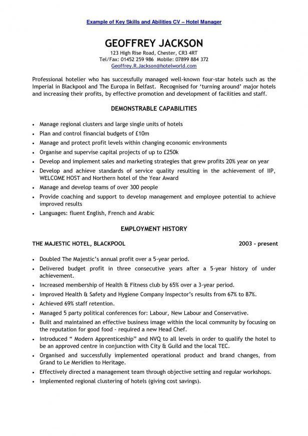 Resume : Call Centre Agent Skills Intercontinental Capital Group ...