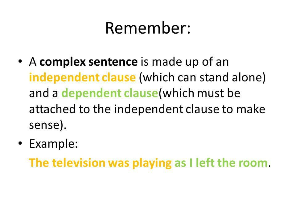 Adverb Clauses. - ppt download