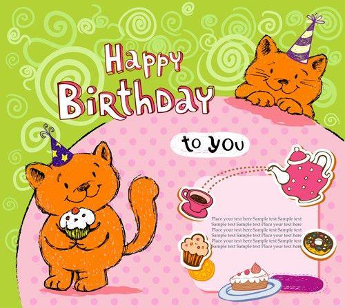 Cute Birthday Cards – gangcraft.net
