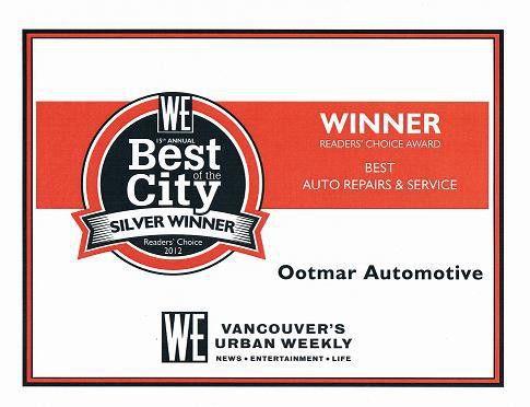 Best Auto Repair Vancouver