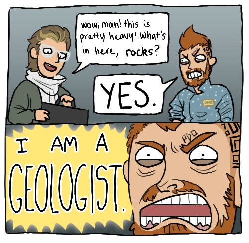 10 Reasons to Become a Geologist | Geology IN | Geology ...