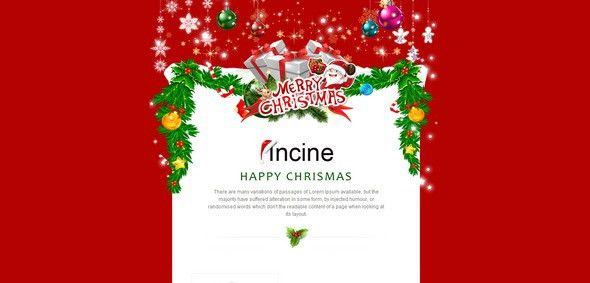 10 Best Responsive Christmas Email Templates