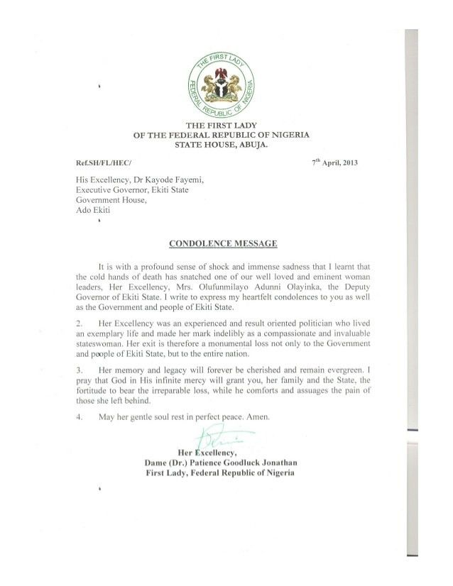 Condolence Letter. Sympathy Condolence Letter - A Sympathy Or ...