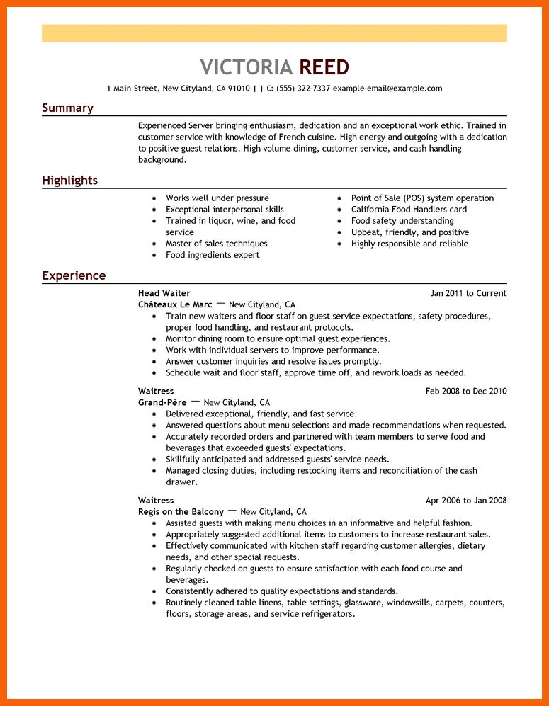 5-6 writing a resume sample | formsresume