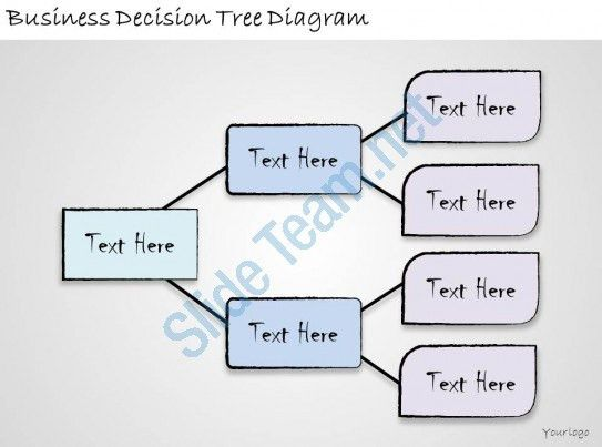 1113 Business Ppt Diagram Business Decision Tree Diagram ...