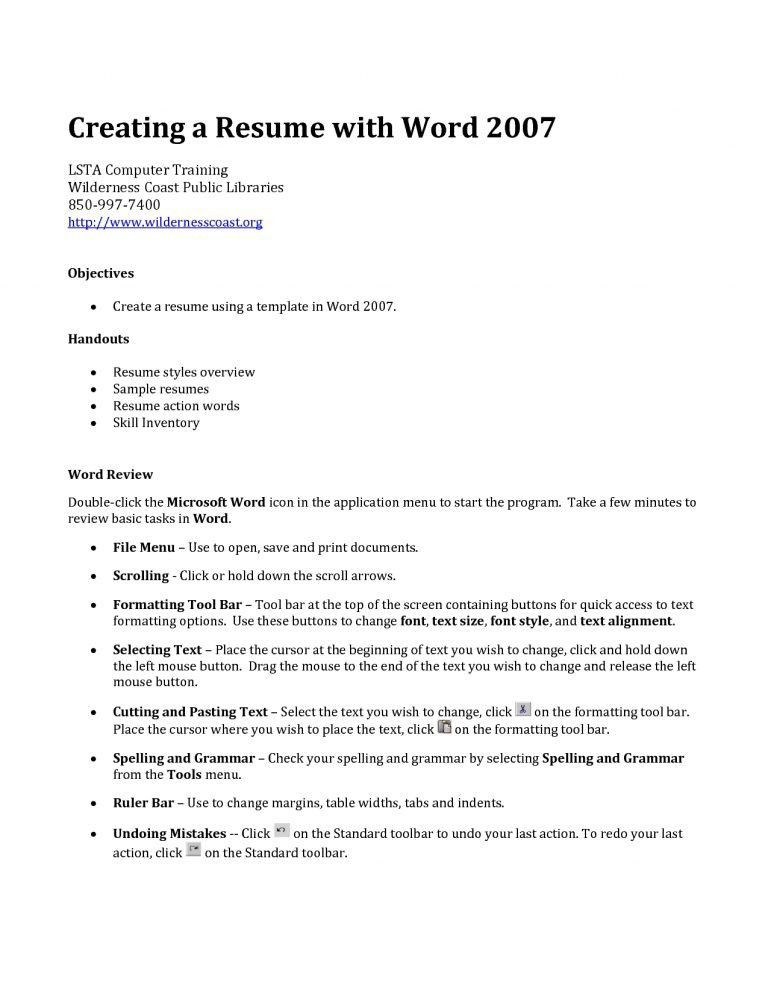 100+ [ Make A Resume For Me ] | How To Build A Resume In Word ...