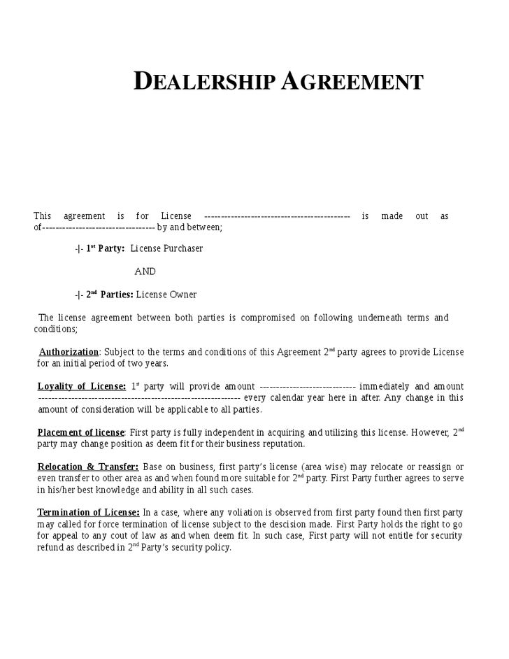 Simple Partnership Agreement Template Doc | Create professional ...