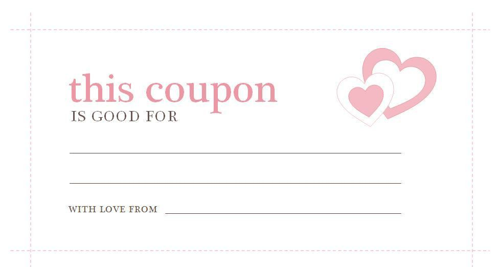 coupons template free printable : Selimtd