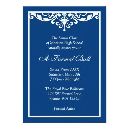 Business Party Invitations | Corporate Event Invitations - LadyPrints