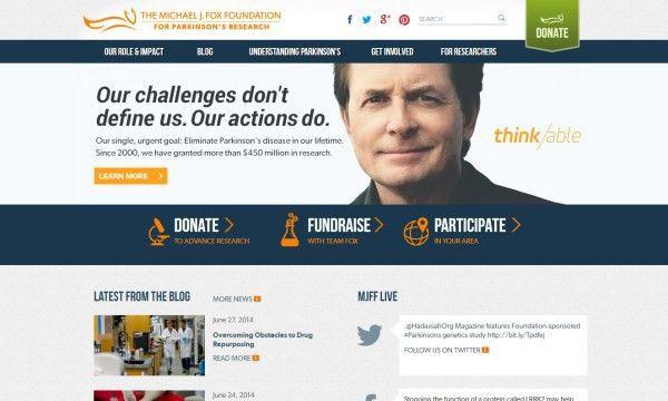 Best Websites of Non-Profit Organizations