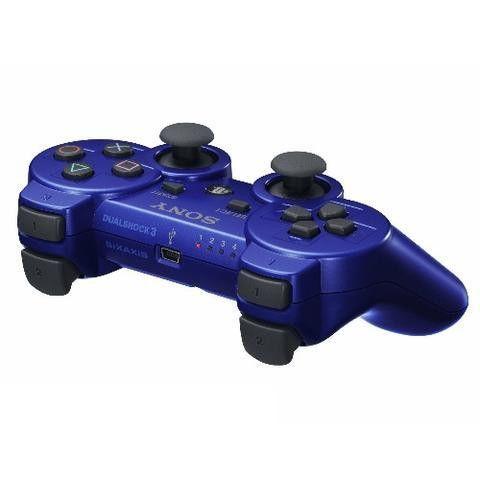PS3 Modded Controller - XMOD 100 Mode, BLUE – XMOD ELECTRONICS