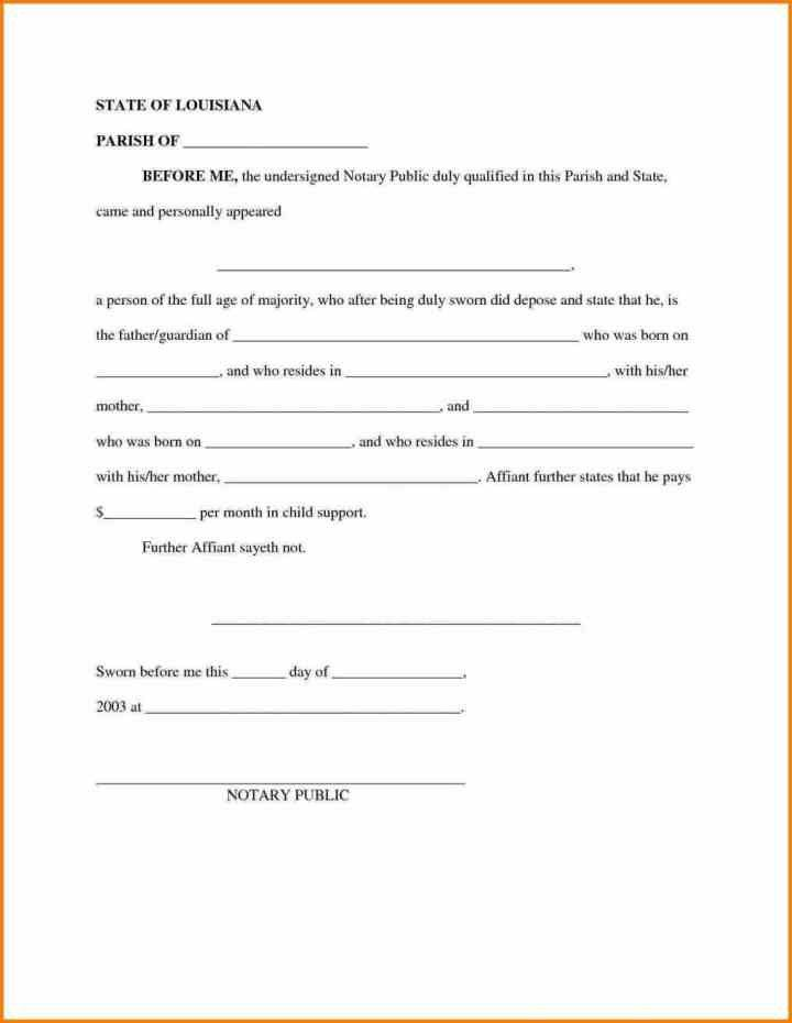 sample of child support letter child support review letter