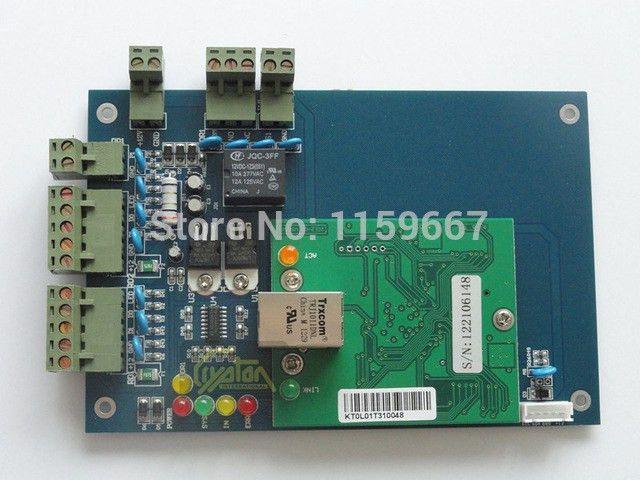 Aliexpress.com : Buy WG One Door Access Control Board System TCPIP ...