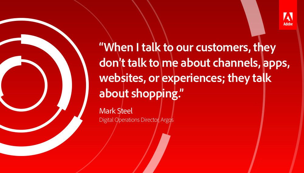 Argos delivers the same great experience across channels | Digital ...