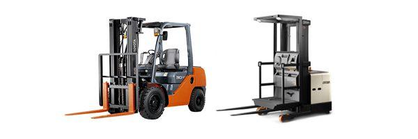 License - Forklift and Order Picker Combined - TDT Australia