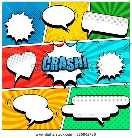 Comic Book Template. Comic Book Templates - Free Download Book ...