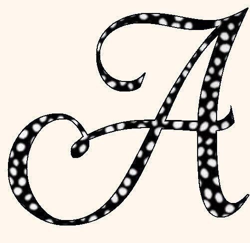 alphabet templates free | ... Alphabet letter stencils - Shardee ...