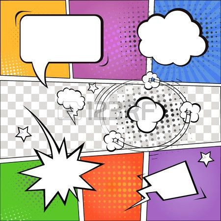 Comic Strip Template Images & Stock Pictures. Royalty Free Comic ...