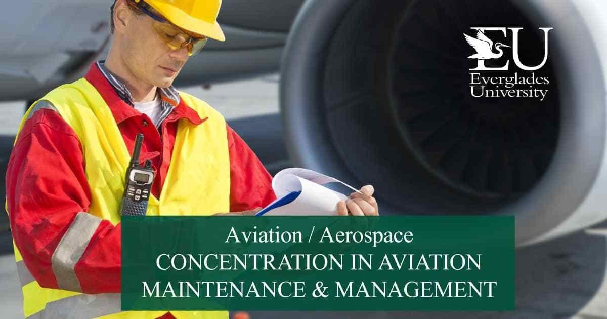 Aviation Maintenance Degree, BS - Everglades University