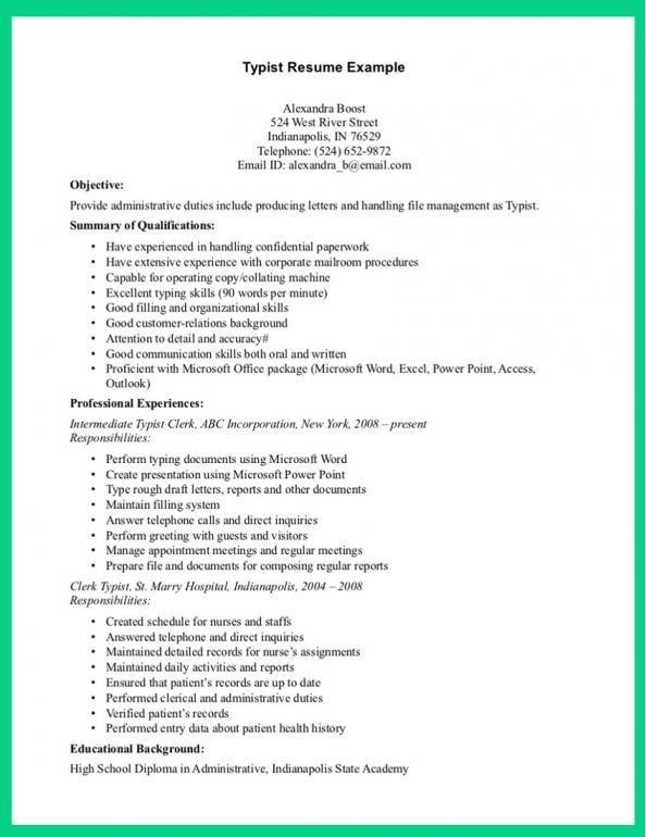 85 best resume template images on Pinterest | Resume templates ...