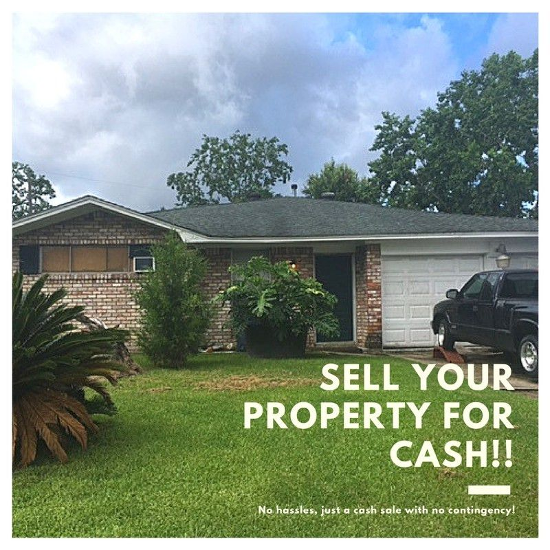 Sell My Property for Cash Houston | Gulf State Homebuyers