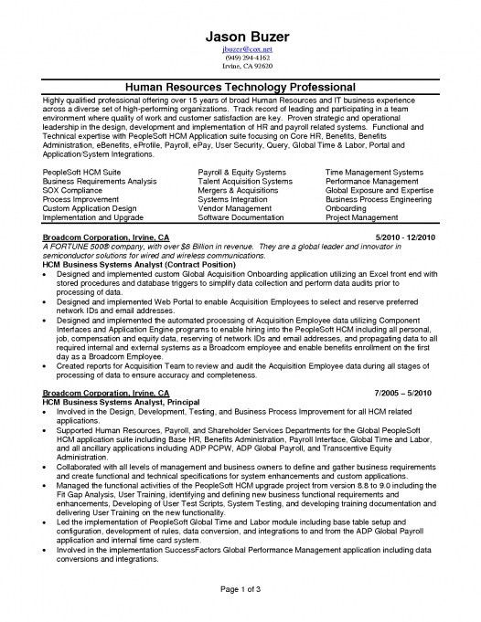 Clinical Systems Analyst Cover Letter