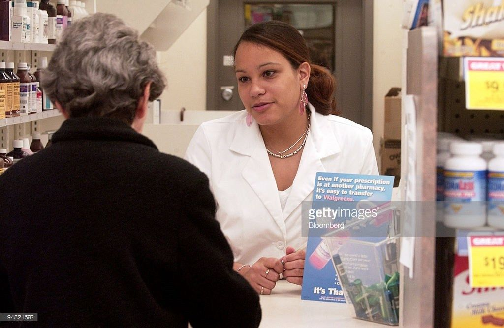 Walgreen Pharmacy Technician Stock Photos and Pictures | Getty Images