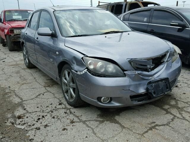 Bill Of Sale - Parts Only 2004 Mazda 3 Hatchbac 2.3L 4 For Sale in ...