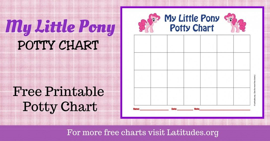 Potty Training Charts Archives - ACN Latitudes