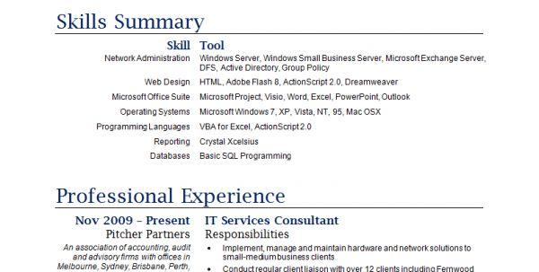 sample resume for cocktail waitress job position. waitress resume ...