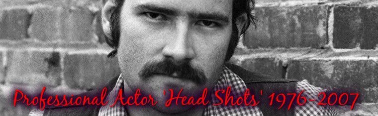 Head Shots as a Professional Actor - Kerry Ashton