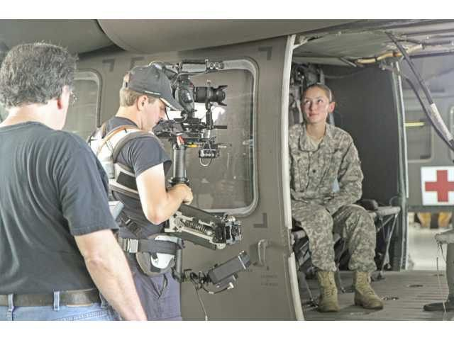 CAB participates in latest Army SHARP video production