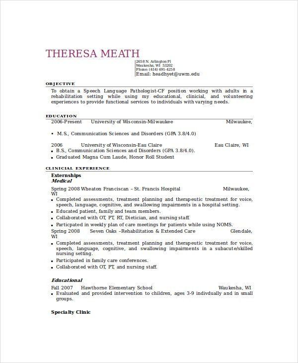 paraeducator resume sample resume cv cover letter paraeducator ...