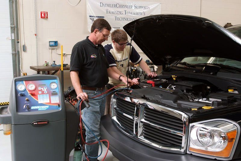 Becoming A Mechanic - Gary's Automotive