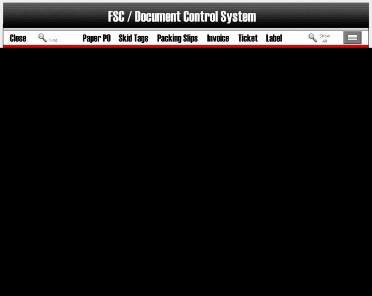 Printing Management Software, FSC Document Control System for ...