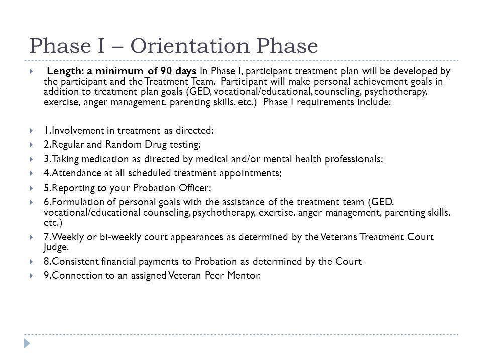 Veterans Treatment Court - ppt download