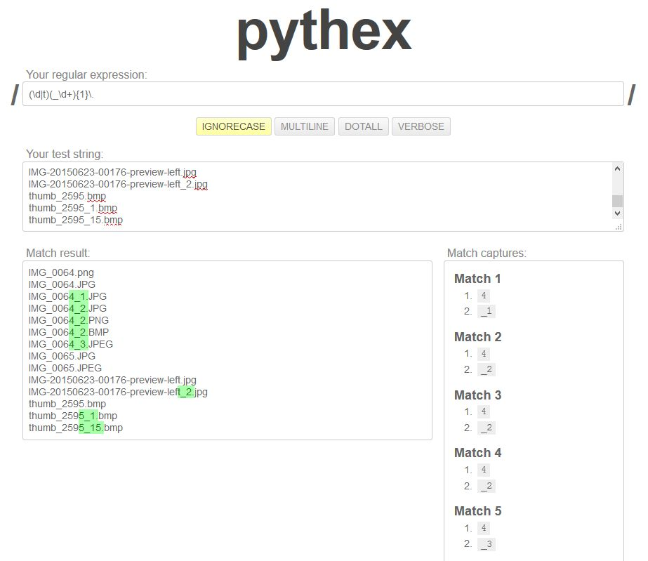 Regex works fine on Pythex, but not in Python - Stack Overflow