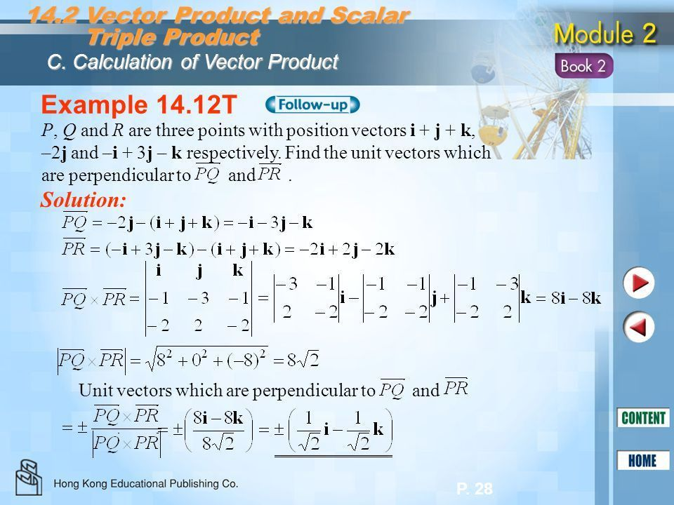 14 Vectors in Three-dimensional Space Case Study - ppt download